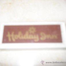 Cajas de Cerillas: CAJA DE CERILLAS HOTEL HOLIDAY INN INGLATERRA. Lote 18081034