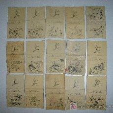 Cajas de Cerillas: CAJAS DE CERRILLAS . Lote 20481999