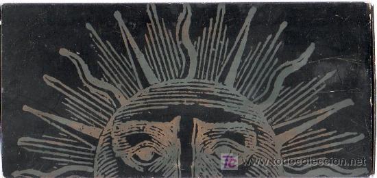 Cajas de Cerillas: 12 CAJAS DE CERILLAS, UNA POR CADA MES DEL AÑO EN DISTINTOS COLORES. 23 X 11 CM. - Foto 2 - 20902692