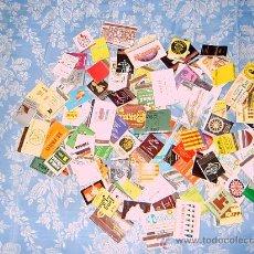 Cajas de Cerillas: 127 CAJAS DE CERILLAS DE VALENCIA REGIÓN (FUNDAMENTALMENTE VALENCIA CAPITAL): DISCOTECAS, BARES.... Lote 27214564