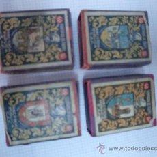 Cajas de Cerillas: CAJAS DE CERILLAS DE MADERA-. Lote 26174823
