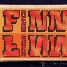 Cajas de Cerillas: ANTIGUA CAJA CERILLAS - FINLANDIA - FINN MATCH - SEMI LLENA. Lote 28207834