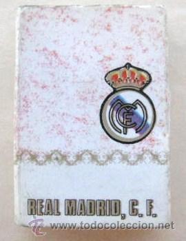 CERILLAS DE COLECCIÓN. REAL MADRID 1970-71. ENVIO GRATIS¡¡¡ (Coleccionismo - Objetos para Fumar - Cajas de Cerillas)
