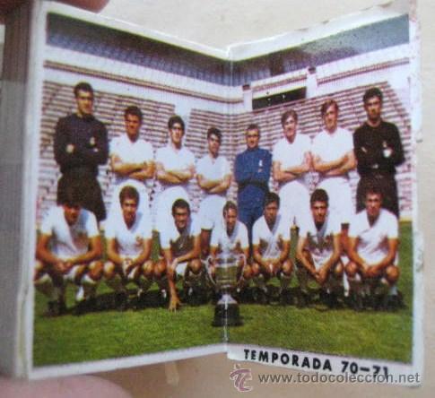 Cajas de Cerillas: CERILLAS DE COLECCIÓN. REAL MADRID 1970-71. ENVIO GRATIS¡¡¡ - Foto 4 - 28222400