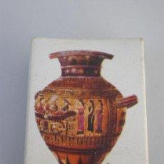 Cajas de Cerillas: CAJA CERILLAS, * CERAMICA GRIEGA *, HIDRIA CORINTO, FOSFORERA ESPAÑOLA.. Lote 28321807