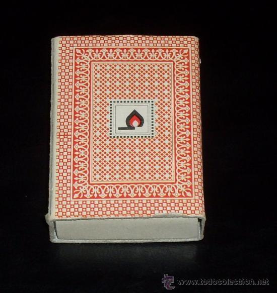 Cajas de Cerillas: CAJA DE CERILLAS - SERIE CARTAS DE LA BARAJA - Foto 2 - 28630511