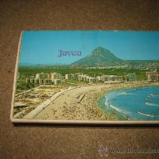 Cajas de Cerillas: CAJA DE CERILLAS FOTO JAVEA COMPLETA . Lote 28789560
