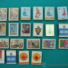 Cajas de Cerillas: CAJAS DE CERILLAS. Lote 28829899