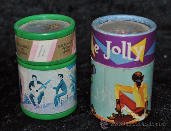 PAREJA DE CAJAS DE CERILLAS ANTIGUAS Y COMPLETAS. (Coleccionismo - Objetos para Fumar - Cajas de Cerillas)