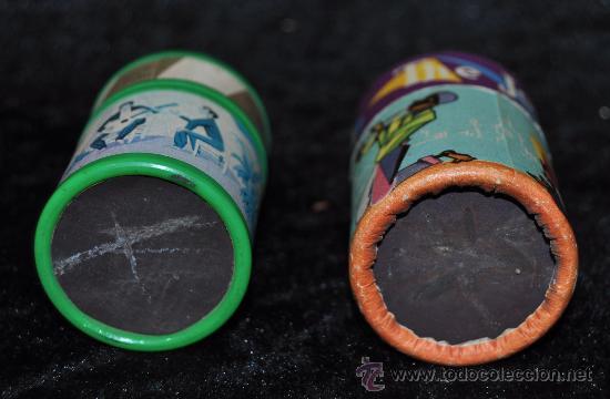 Cajas de Cerillas: Pareja de cajas de cerillas antiguas y completas. - Foto 4 - 29428170