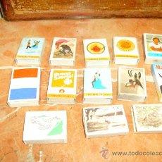 Cajas de Cerillas: LOTE 13 CAJAS DE CERILLAS ANTIGUAS.. Lote 30009983
