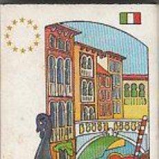 Cajas de Cerillas: CAJA DE CERILLAS, FOSFOROS DEL PIRINEO, SERIE LA EUROPA DE LOS 12, ITALIA (ENTERA NO DESPLEGADA). Lote 30071779