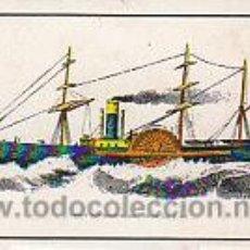 Cajas de Cerillas: CAJA DE CERILLAS, FOSFOROS DEL PIRINEO SERIE BARCOS (ENTERA NO DESPLEGADA). Lote 30165878