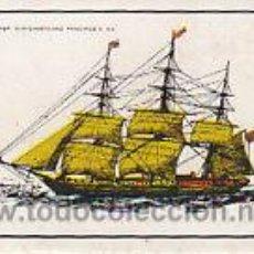 Cajas de Cerillas: CAJA DE CERILLAS, FOSFOROS DEL PIRINEO SERIE BARCOS (ENTERA NO DESPLEGADA). Lote 30165884