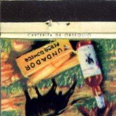 Cajas de Cerillas: CAJA DE CERILLAS. CARTERITA. VENTA . Lote 30590240