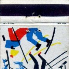 Cajas de Cerillas: CAJA DE CERILLAS. CARTERITA. . Lote 30617007