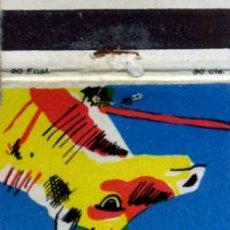 Cajas de Cerillas: CAJA DE CERILLAS. CARTERITA. . Lote 30617024