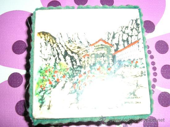 CERILLERO VINTAGE -AÑOS 60 (Coleccionismo - Objetos para Fumar - Cajas de Cerillas)