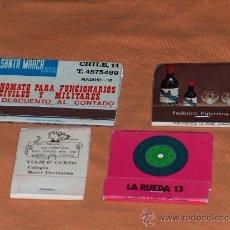 Cajas de Cerillas: CAJAS DE CERILLAS AÑOS 70.. Lote 31581249