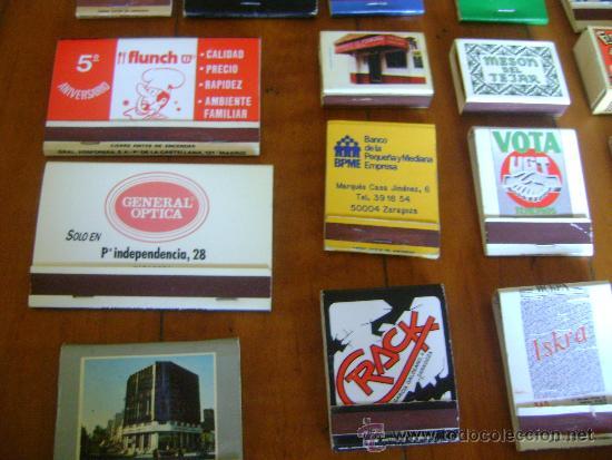 Cajas de Cerillas: Lote cajas de cerillas - Foto 4 - 32138386