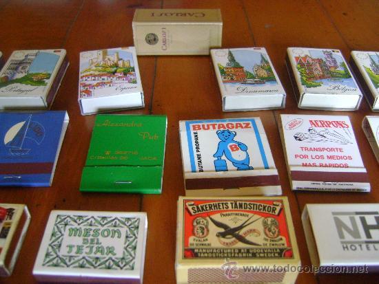 Cajas de Cerillas: Lote cajas de cerillas - Foto 5 - 32138386