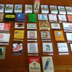Cajas de Cerillas: LOTE CAJAS DE CERILLAS. Lote 32138386