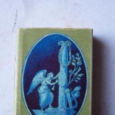 Cajas de Cerillas: CAJA DE CERILLAS CERAMICA INGLESA Nº17 (VACIA). Lote 5736939