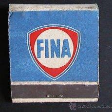 Cajas de Cerillas: CAJA DE CERILLAS, FINA HUILE POUR AUTOS, MOTOR TONIC, (13). Lote 33304088