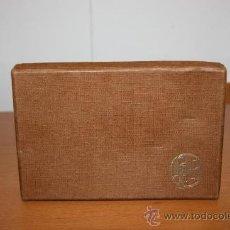 Cajas de Cerillas: ESTUCHE COCHES ANTIGUOS FOSFORERA ESPAÑOLA. Lote 33472664