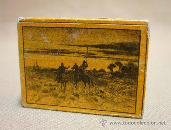 Cajas de Cerillas: RARA CAJA DE CERILLAS, HACIENDA PUBLICA, COMPANIA ARRENDATARIA DE FOSFOROS, CERVANTES S.A., MADRID - Foto 5 - 35101576