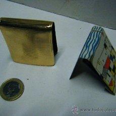 Cajas de Cerillas: CERILLERO VINTAGE TIPICO DE LOS AÑOS 60 PUBLICIDAD SAENGER.S.A.. Lote 35522824