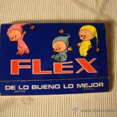 Cajas de Cerillas: CAJAS DE CERILLA DE COLECCION FLEX. Lote 35636057