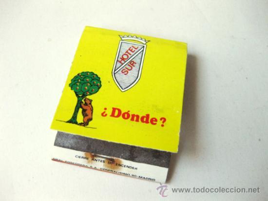Cajas de Cerillas: CAJA DE CERILLAS CON PUBLICIDAD DE RELOJES FESTINA - AÑOS 80 - Foto 2 - 35687379