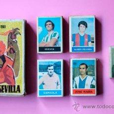 Cajas de Cerillas: COLECCIÓN CAJAS DE CERILLAS AÑOS 60-70. Lote 36233194