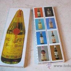 Cajas de Cerillas: CAJA CON 8 CAJAS DE CERILLAS HERMANOS SANCHEZ ROMATE. Lote 37191188