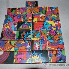 Cajas de Cerillas: CAJAS DE CERILLAS ROMPECABEZAS. Lote 38646722