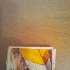 Cajas de Cerillas: CAJA DE CERILLA CON PROPAGANDA DE HENO DE PRAVIA. Lote 39562871