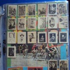 Cajas de Cerillas: (CRS-21)COLECCION DE 39 FOTOTIPIAS DE CAJAS DE CERILLAS. Lote 40709825