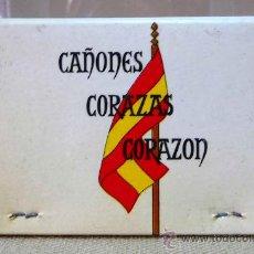 Cajas de Cerillas: CAJA DE CERILLAS DIVISION ACORAZADA BRUNETE. Lote 42473984