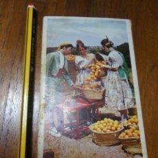 Cajas de Cerillas: CAJA DE CERILLAS DE VALENCIA (SOL, MAR Y NARANJOS), (10,5 X 6,5CM), CON CERILLAS. FOSFOROS PIREO. Lote 44028755