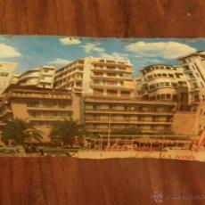 Cajas de Cerillas: CAJA DE CERILLAS (CARTERITA), DE CERCA DE 15 CM, HOTEL MIRADOR. PALMA, PASEO MARÍTIMO.. Lote 44079144