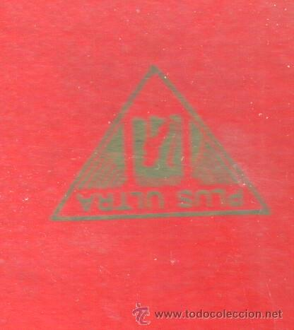 Cajas de Cerillas: cole de 17 cajas de cerillas de seguros plus ultra -con su caja de origen - falta una p cole complet - Foto 3 - 44427323