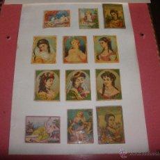 Cajas de Cerillas: CAJAS DE CERILLAS ESPAÑA SIGLO XIX. Lote 45152589