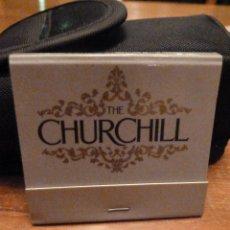 Cajas de Cerillas: CERILLAS THE CHURCHILL LONDON. Lote 46714863