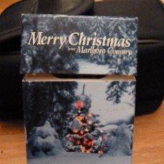 Cajas de Cerillas: CERILLAS MERRY CHRISTMAS MARLBORO COUNTRY. Lote 46715055