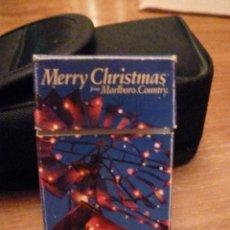 Cajas de Cerillas: CERILLAS MERRY CHRISTMAS MARLBORO COUNTRY. Lote 46715123