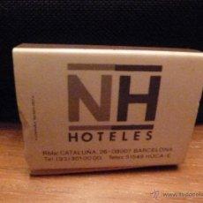Cajas de Cerillas: CERILLAS HN HOTEL CALDERON BARCELONA. Lote 46715339