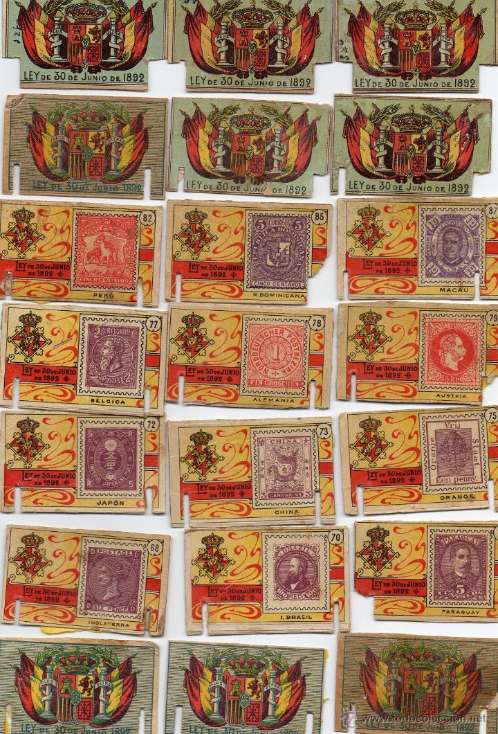 CAJAS DE CERILLAS-FOTOTIPIAS INTERIORES GREMIO DE FABRICANTES (Coleccionismo - Objetos para Fumar - Cajas de Cerillas)