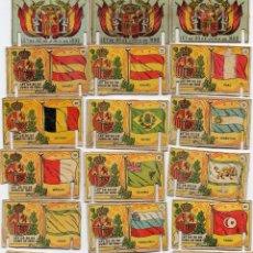 Cajas de Cerillas: CAJAS DE CERILLAS-FOTOTIPIAS INTERIORES GREMIO DE FABRICANTES (LEER DESCRIPCIÓN). Lote 47030982