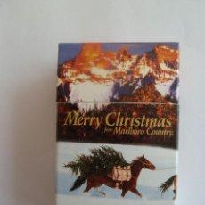 Cajas de Cerillas: CERILLAS MERRY CHRISTMAS MARLBORO COUNTRY. Lote 48542921